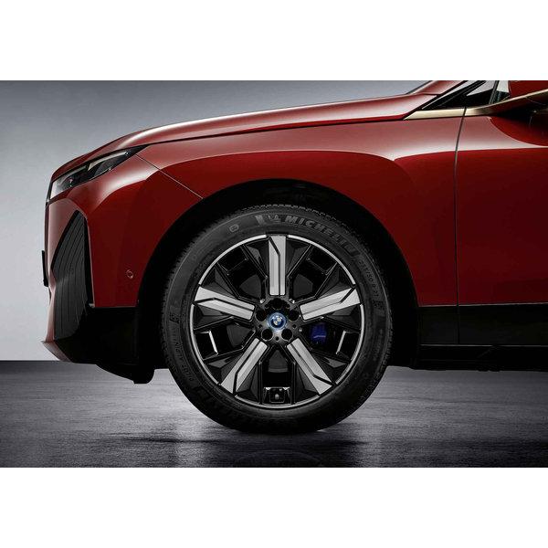 BMW BMW Winterwielset iX Serie i20 Aerodynamica Styling 1012