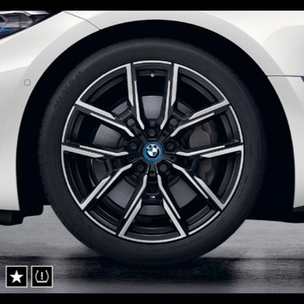 BMW BMW Winterwielset i4 Serie G26 / G26E Y-Spoke Styling 859M