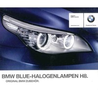 BMW BMW Blue-halogeenlampenset (H8)