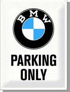 BMW BMW Parking Only