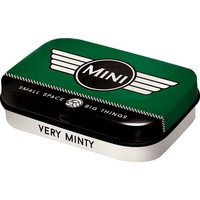 MINI Mint Box Mini Logo Green