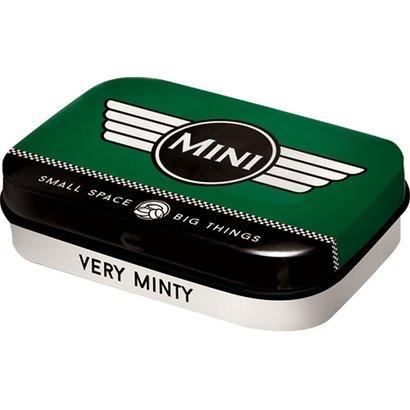 MINI Mint Box Mini Logo Green