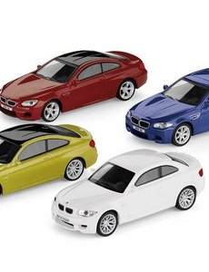 BMW BMW M Car Collection (1:64)
