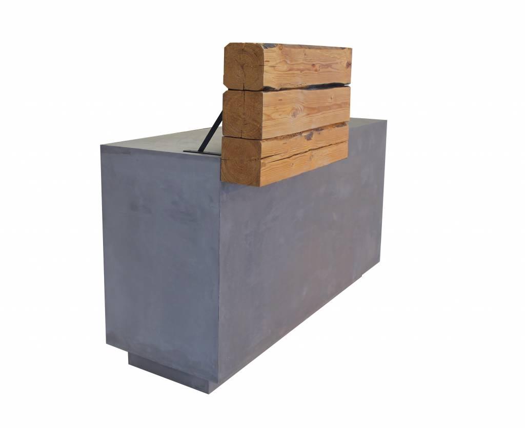 Theke, Verkaufstheke, Thresen, Rezeption - Individuell gebaut Beton Industrial