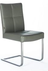 Freischwinger Lederstuhl Libero