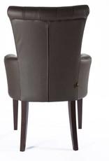 Armlehnstuhl - Ledersessel mit festem Rindsleder