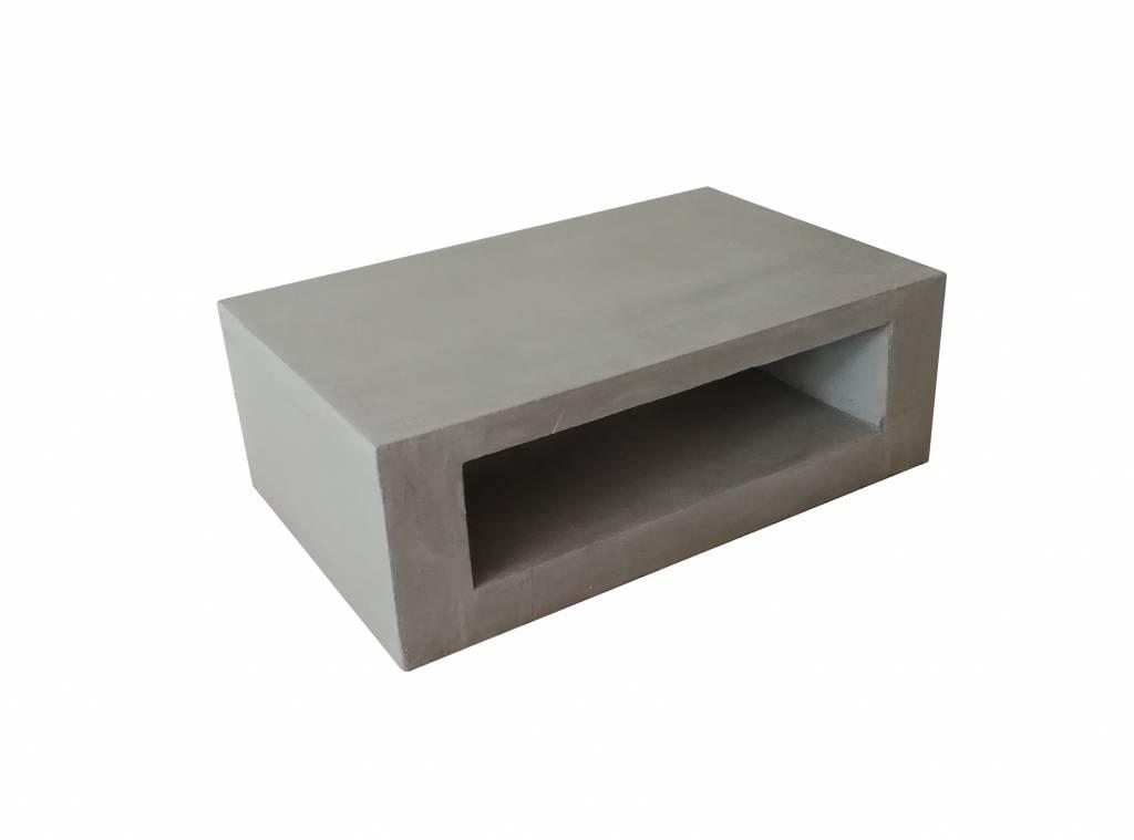Couchtisch Design Industrial Beton Cube Borkenkäfer Onlineshop