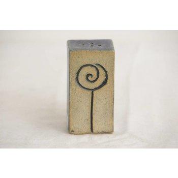 "Weißiger Keramik Salzstreuer ""Rose"""