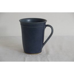 Weißiger Keramik Cappuccinotasse hoch