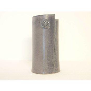 Weißiger Keramik Vase rund Mittel (ohne Motiv)