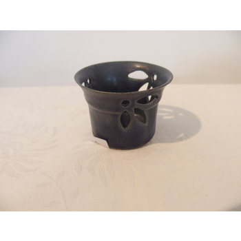 Weißiger Keramik Teelichthalter mini