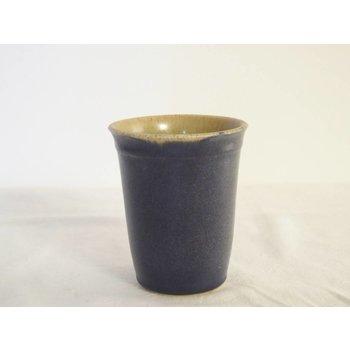 Weißiger Keramik Becher