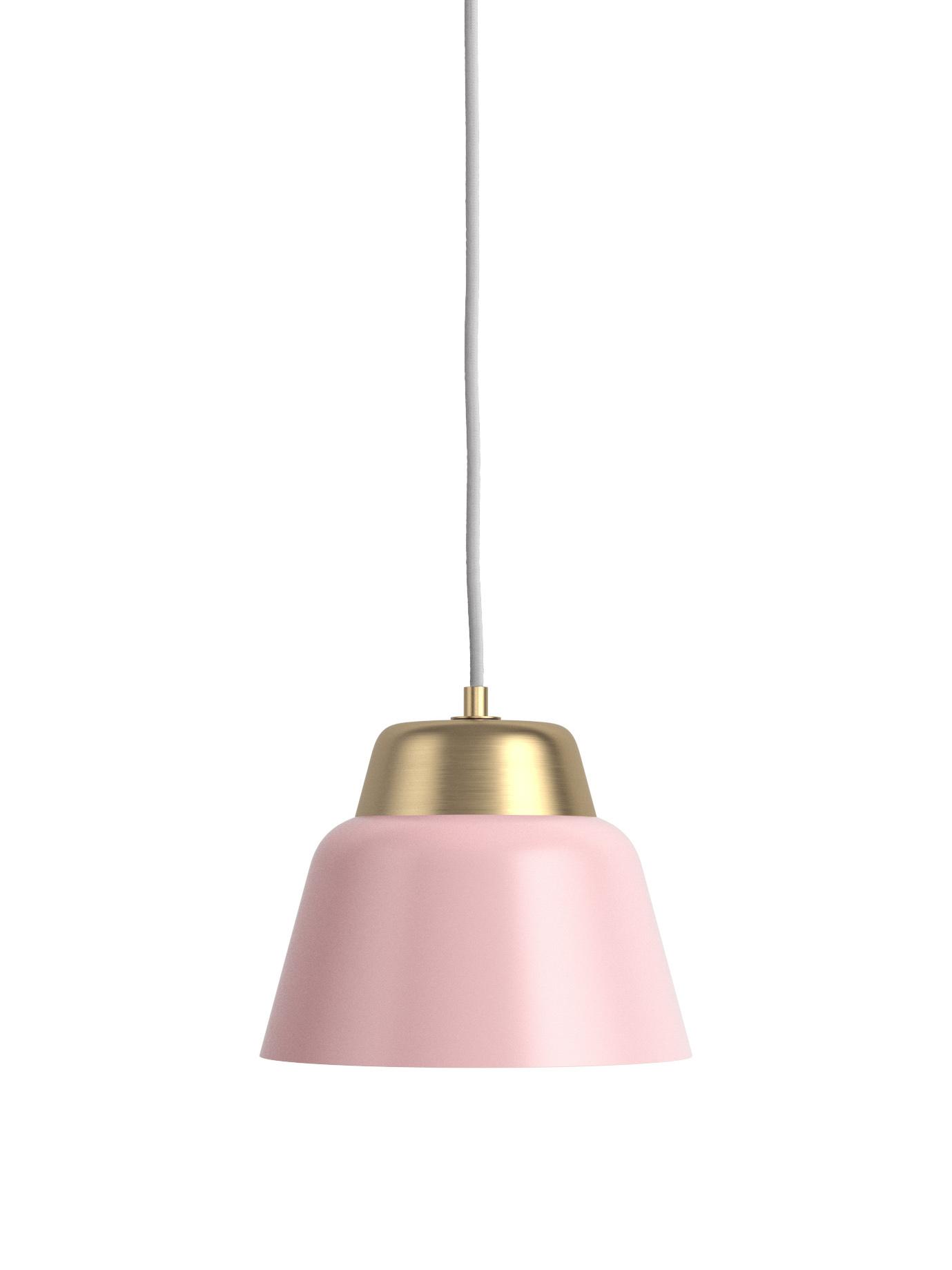 Modu S Pendant Light Br Pink Teo