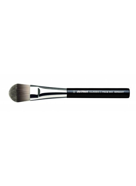 DaVinci Classic Foundation Brush, Extra Smooth Synthetics Fibres 965-22