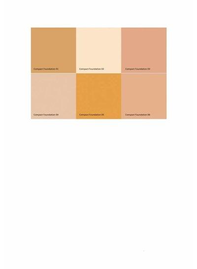 Nee Compact Foundation Vitamin E 10 ml