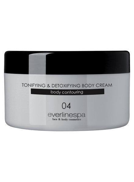 Perfect Skin Tonifying & Detoxifying Body Cream 250 ml