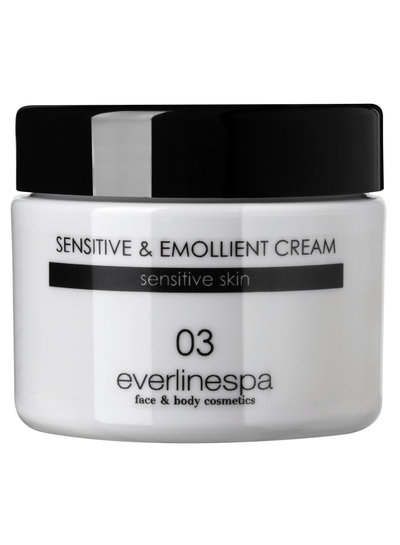 Perfect Skin Sensitive & Emollient Cream 50 ml