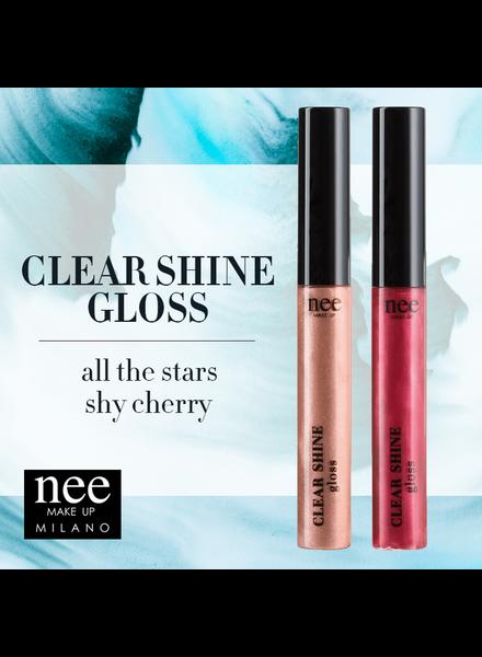 Nee Clear Shine Gloss