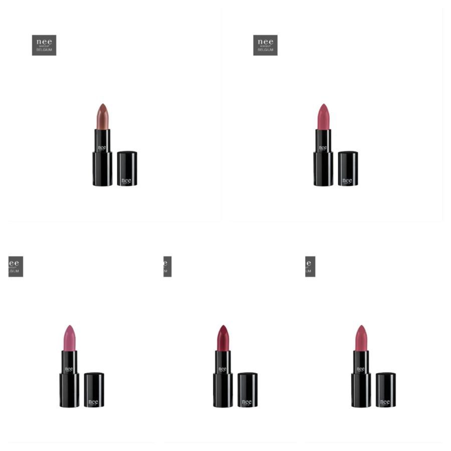 Vernieuwde textuur voor super longlasting lipstick