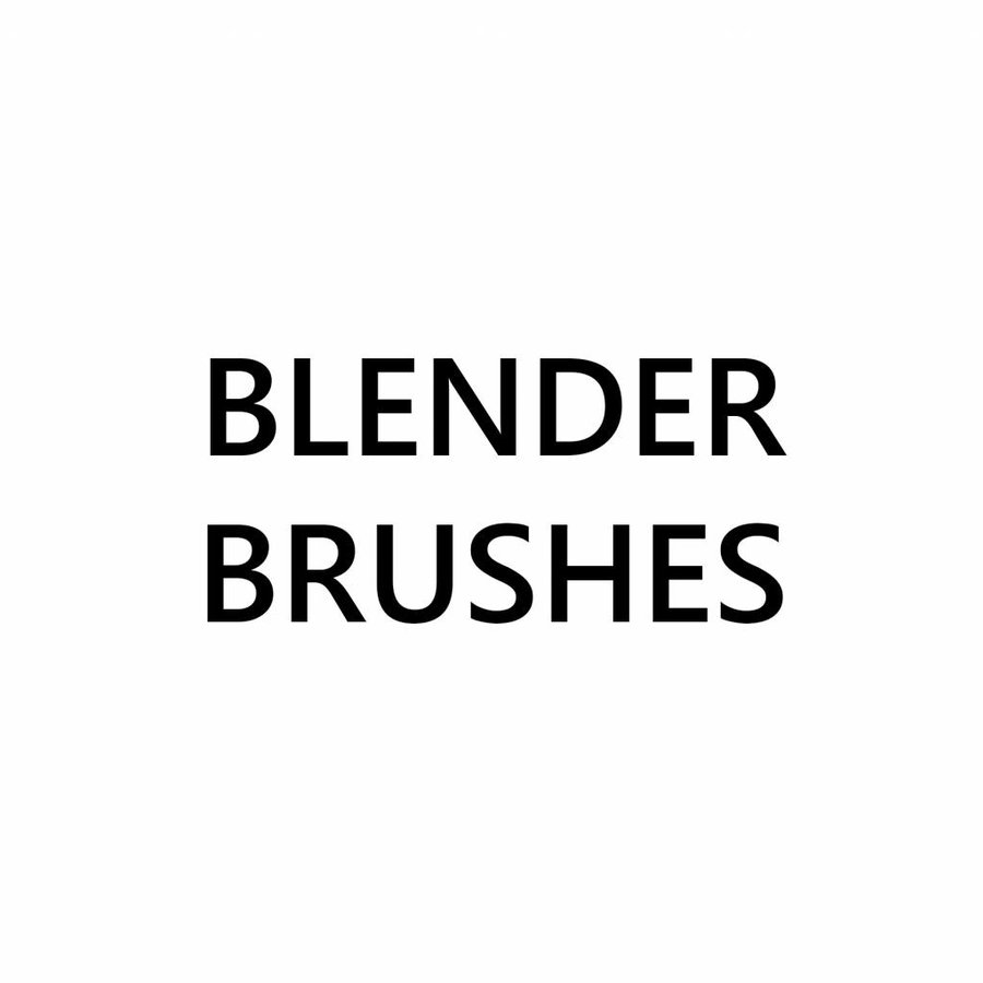 blender Brushes
