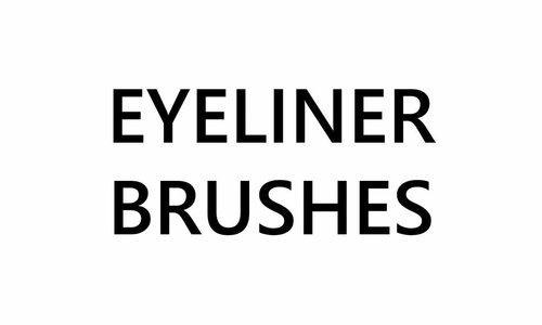 Pinceaux eyeliner