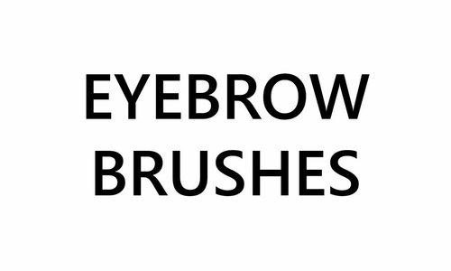 Eyebrow Brushes