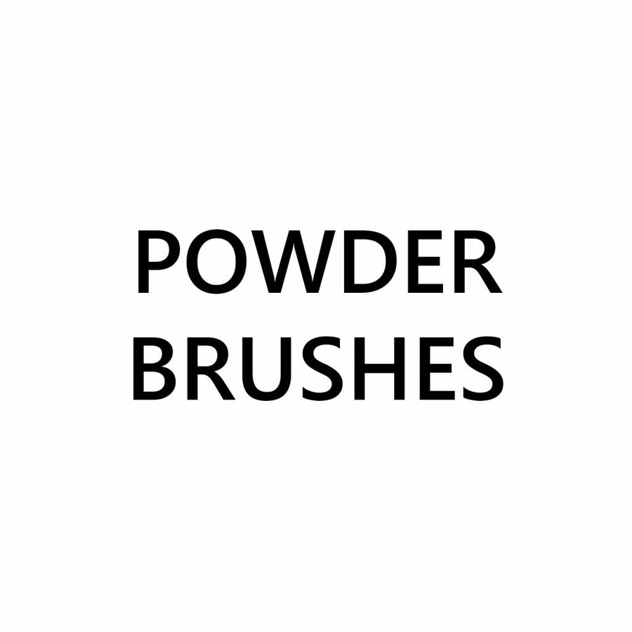 Powder Brosses