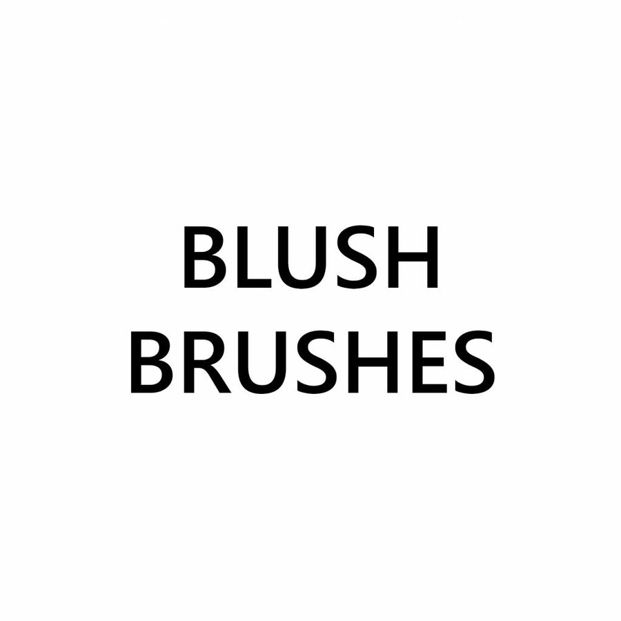 Blush Brosses