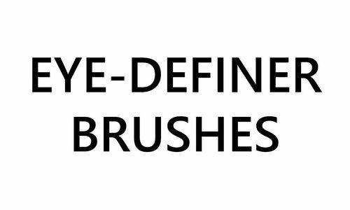 Eye-definer Brushes