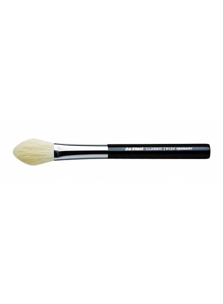 DaVinci Classic Powder/Blusher brush/Blender, white mountain goat hair 9124