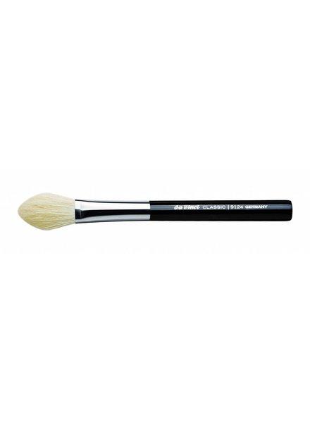 DaVinci Classic Powder/Blusher brush/Blender, white mountain goat hair 9124