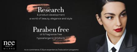 Luxe professionele make-up producten voor kapper, schoonheidsspecialiste, visagiste en professional.