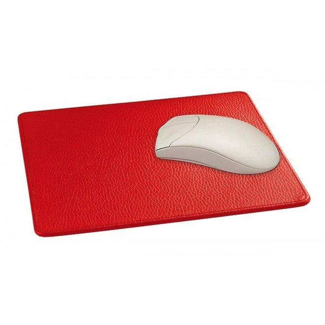 Mousepad rundleder, diverse kleuren