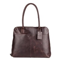 Burkely Leren businesstas Burkely Demi Laptop Bag