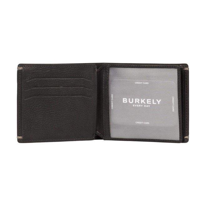 Leren portemonnee Burkely Antique Avery Billfold Low