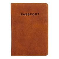 Burkely Leren paspoort-étui Burkely Antique Avery Passportcover