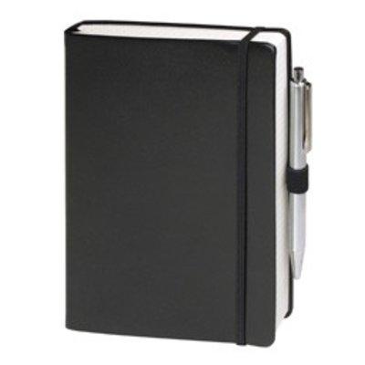 Lederen gebonden notitieboek