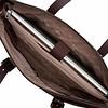 """Castelijn & Beerens Leren laptop schoudertas RFID C&B 15,4""""inch"""