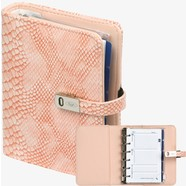 Kalpa Organizer formaat Pocket Croco Roze