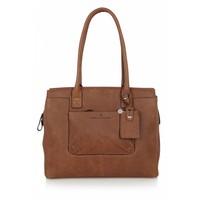 """Castelijn & Beerens Leren dames business bag Castelijn&Beerens 15,6""""inch"""