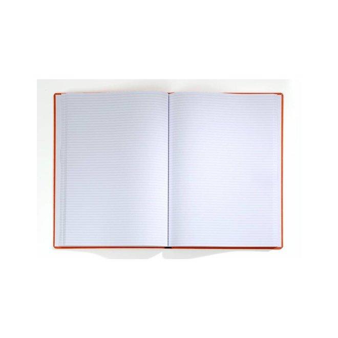 Twee Notitieboeken met leeslint
