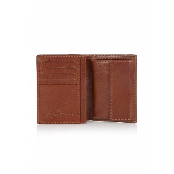 Leren portemonnee Gaucho Tri Fold