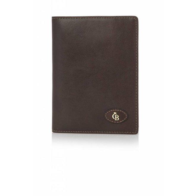 Leren paspoortcover Gaucho C&B