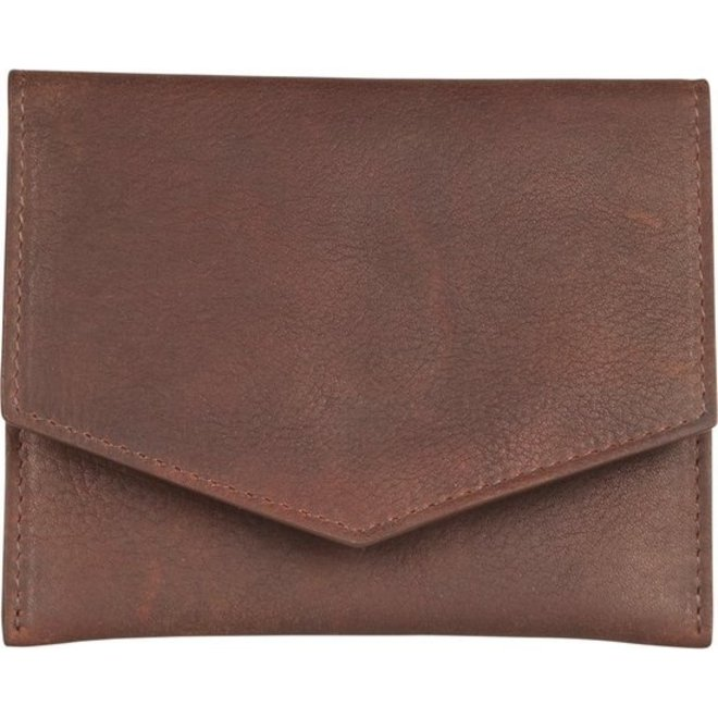 Leren portemonnee Burkely Antique Avery Enveloppe