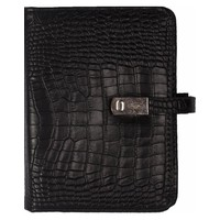 Kalpa Organizer Junior Trendy Croco Zwart