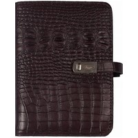 Kalpa Organizer Junior Trendy Croco Bordeaux