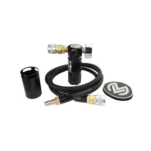 Wolverine Wolverine STORM High Pressure Regulator with line