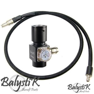 Wolverine Balystik HPR800C V3 Regulator Black Line