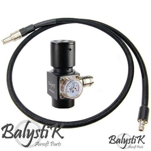Wolverine Balystik HPR800C V3 regulator with black line