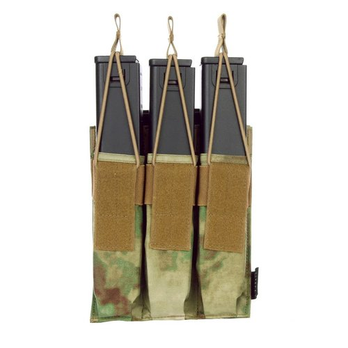 101Inc. 101Inc. Triple Mag Pouch Vector / MP7